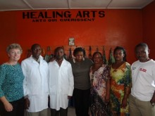 Mulligan HEAL Africa